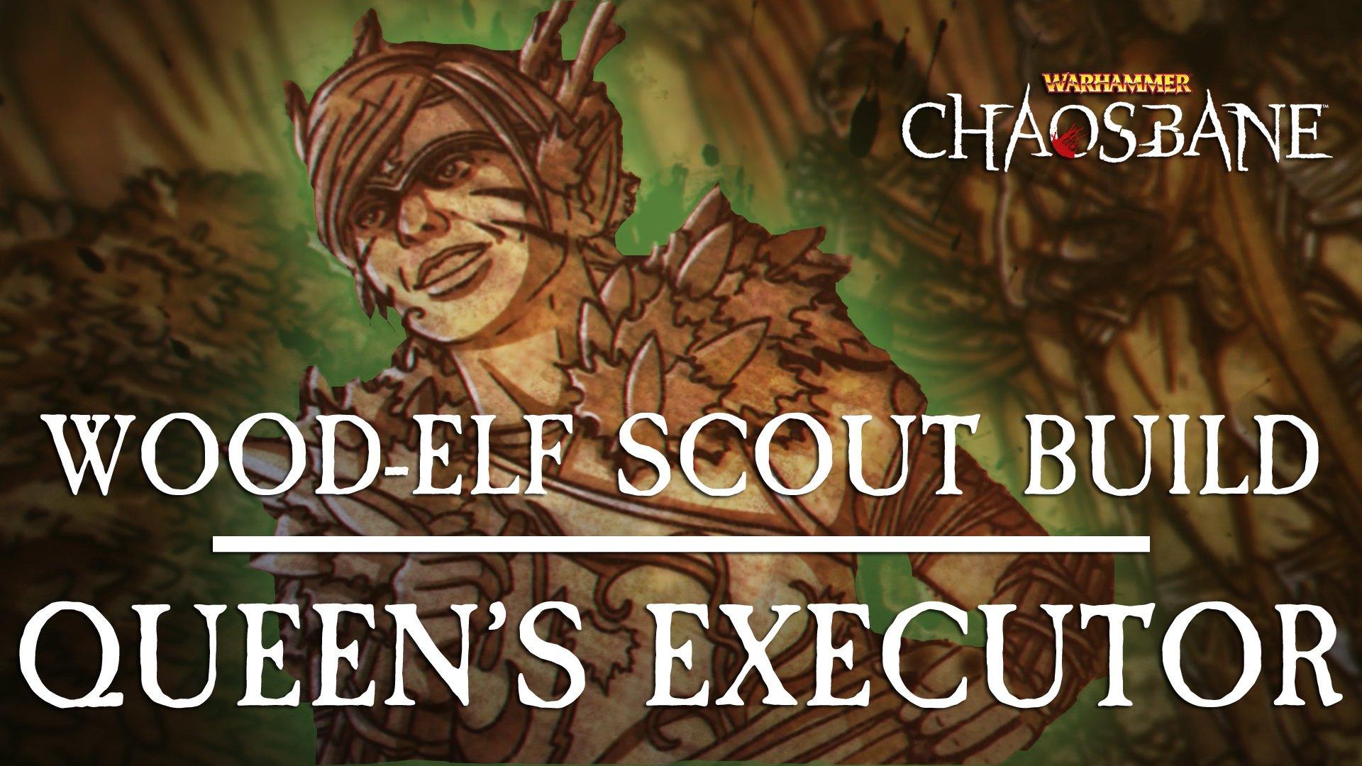 größte Auswahl niedrigerer Preis mit ungleich in der Leistung Warhammer Chaosbane Builds: Queen's Executor (Wood Elf Scout ...
