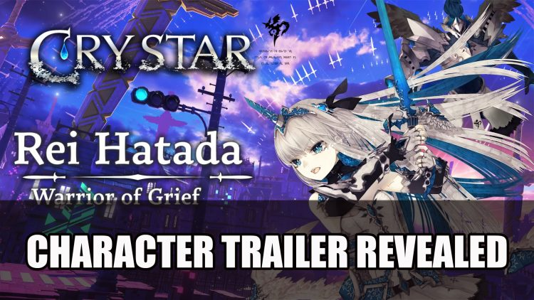 Crystar Receives Character Trailer