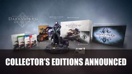 Darksiders Genesis Collector's and Nephilim Editions Announced