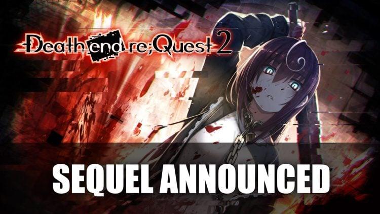 Death End Re;Quest 2 Announced