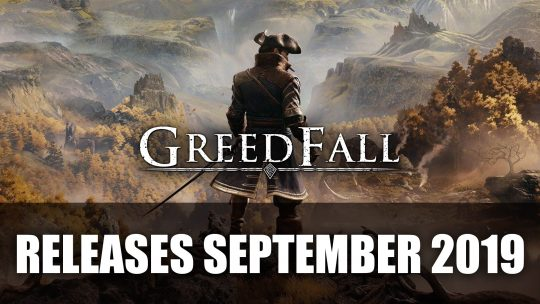 GreedFall Announced for September Release