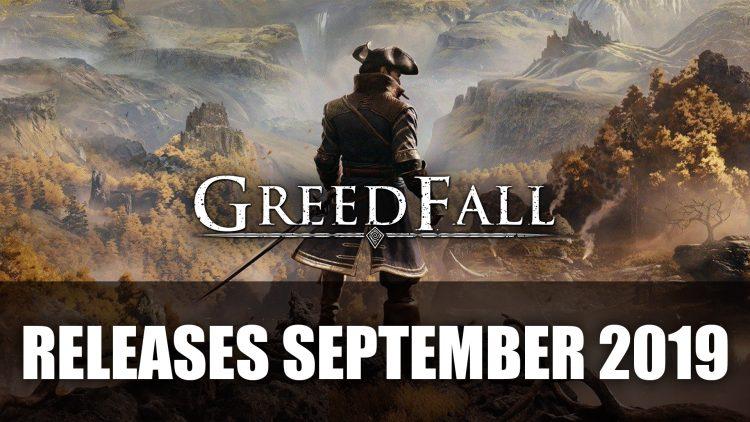 GreedFall Announced for September Release