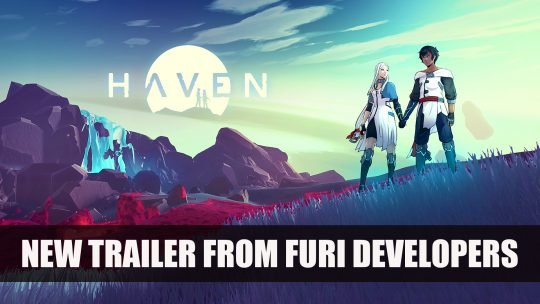 Haven Gets New Trailer from the Developers of Furi