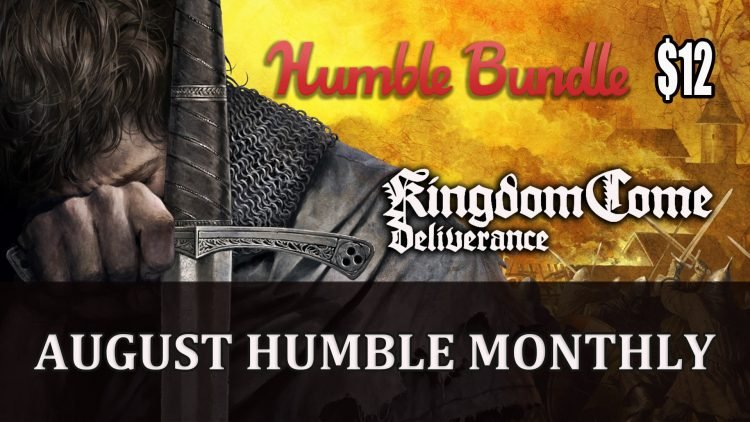 Kingdom Come Deliverance Joins Humble Bundle in August