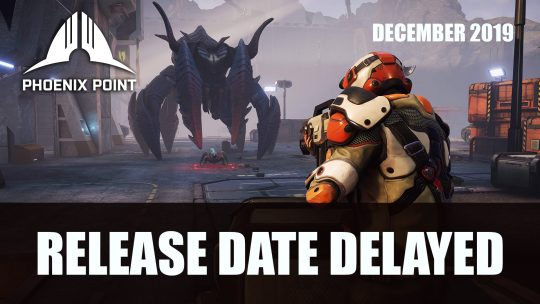 XCOM Spiritual Successor Phoenix Point Delays Release For December