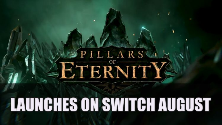 Pillars of Eternity Coming to the Nintendo Switch this August 2019