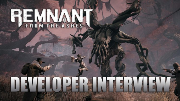 Remnant From the Ashes Developer Interview with Gunfire Games