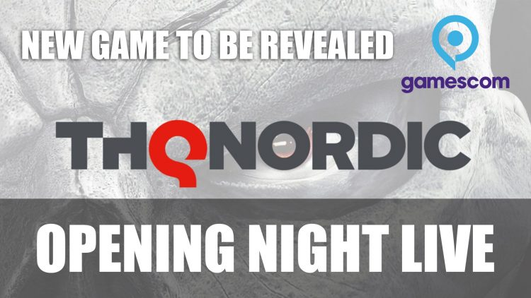 THQ Nordic to Reveal New Game During Gamescom Live Stream