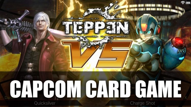 Teppen: The Capcom Card Game You Haven't Heard Of