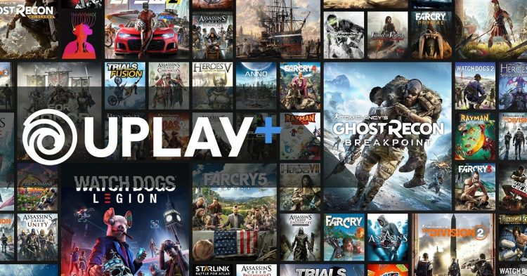 Ubisoft Announces Full List of Games Coming to Uplay+ Subscription Service