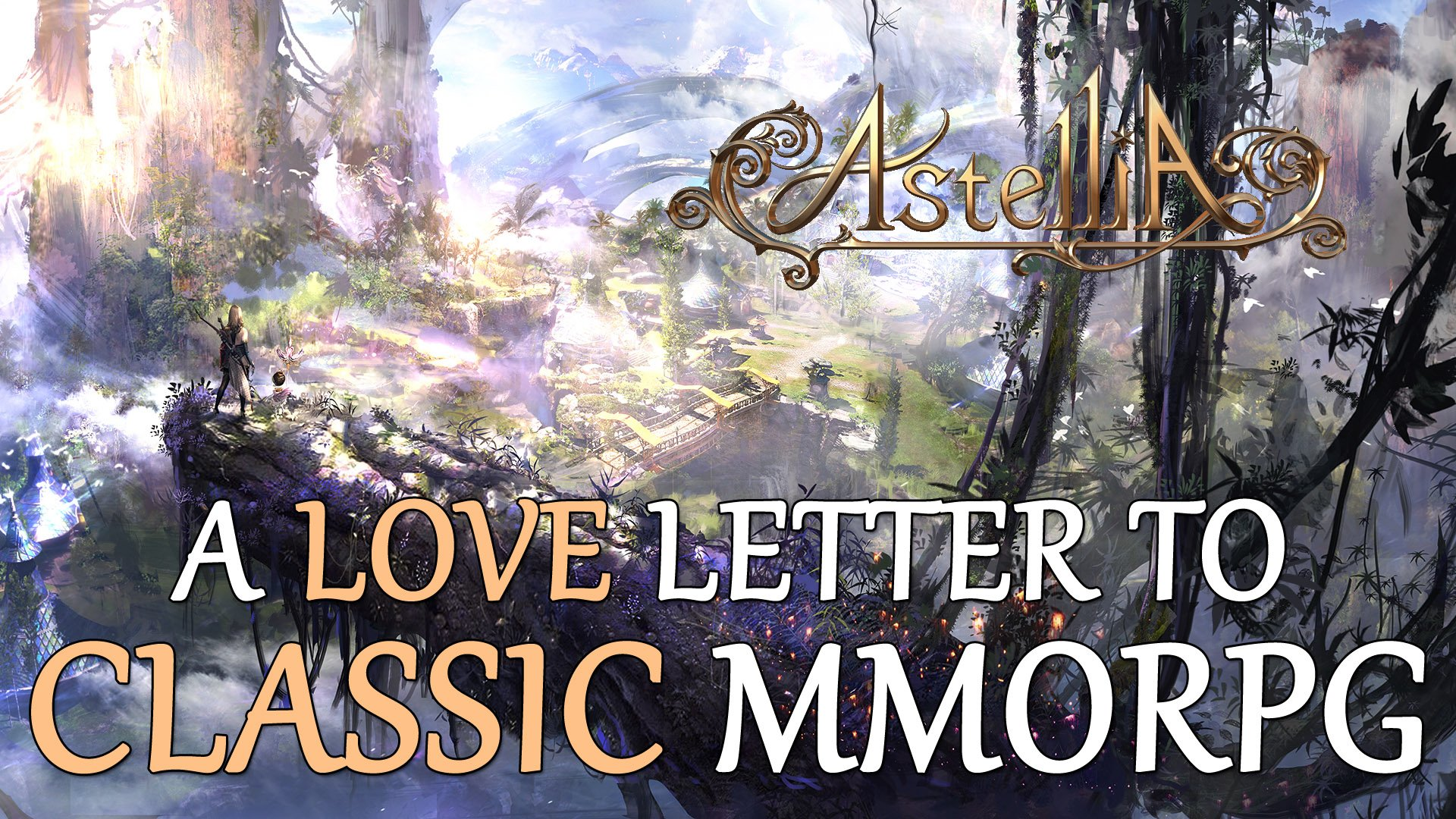 Astellia: A Love Letter to Classic MMORPG   Fextralife