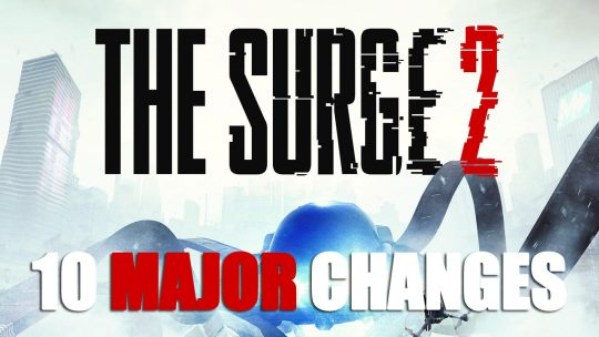 The Surge 2: 10 Changes From the Prequel