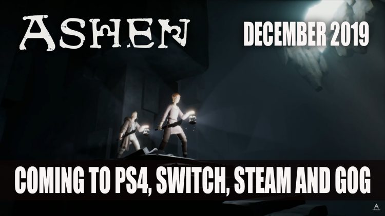 Ashen is Coming to PS4, Switch, Steam and GOG on December 9th