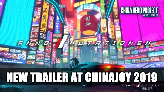 ChinaJoy 2019 ANNO: Mutationem Trailer Shows Pixel 3D Cyberpunk Action-RPG