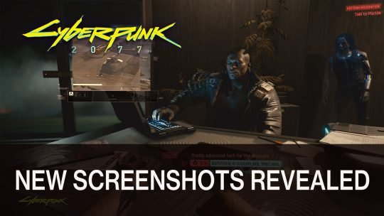 Cyberpunk 2077 New Screenshots Unveiled at Gamescom 2019