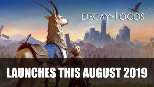 Decay of Logos an Indie Souls Meets Zelda: Breath of the Wild Action-RPG Launches August