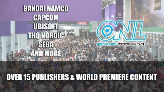 Gamescom 2019 Opening Night Live Confirms More Than 15 Publishers & World Premiere Content