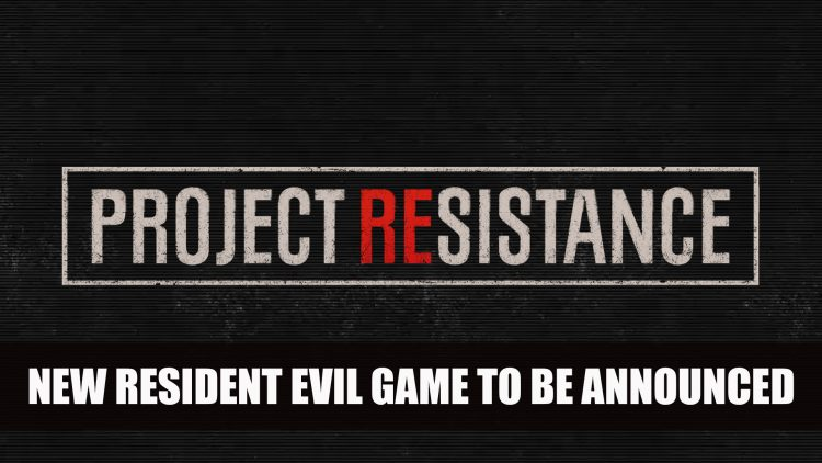 Capcom to Reveal New Resident Evil Game Ahead of Tokyo Game Show 2019