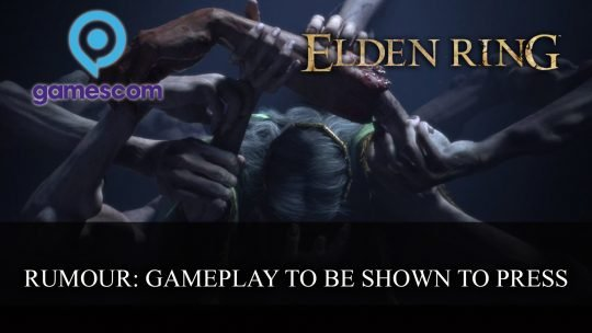 Rumour: Elden Ring Gameplay Footage to Be Shown Privately at Gamescom