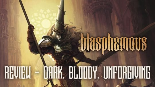 Blasphemous Review – Dark. Bloody. Unforgiving