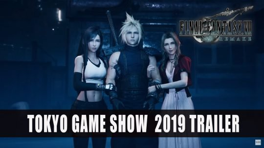 Final Fantasy VII Remake TGS 2019 Trailer