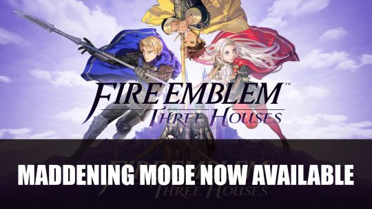 Fire Emblem Three Houses Gains Maddening Mode in Free Update