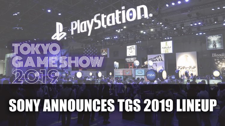 Sony Announces Tokyo Game Show 2019 Lineup