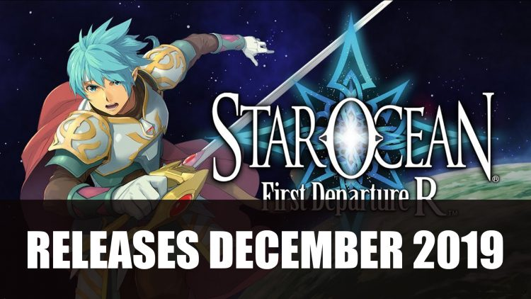 Star Ocean: First Departure R Launches December 5th in the West