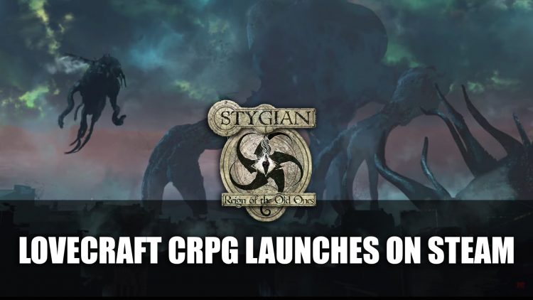 Stygian Reign of the Old Ones Launches on Steam