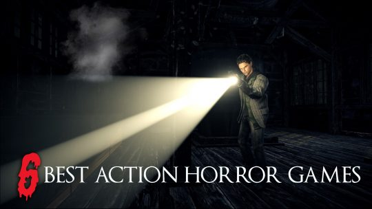 Halloween Horror Games 2019: Six Best Action Horror Games