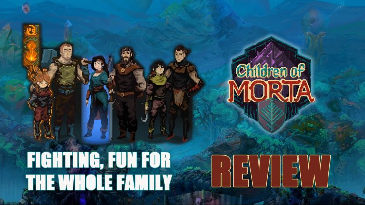 Children of Morta Review – Fighting, Fun for the Whole Family