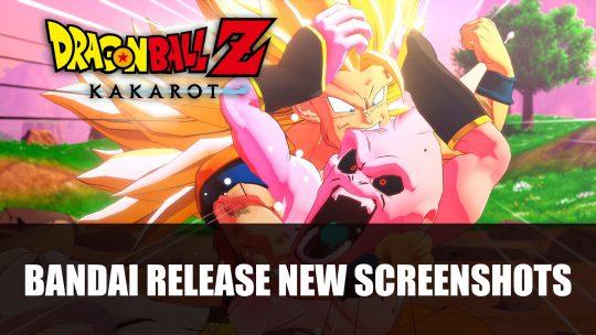Dragon Ball Z: Kararot Screenshots Feature Super Saiyan 3 Goku