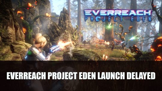 Everreach: Project Eden Delayed to December for Xbox One and PC; PS4 Coming 2020