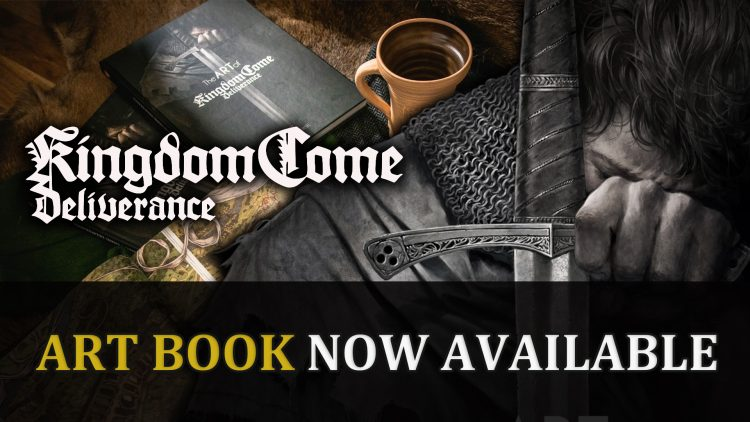 Kingdom Come Deliverance Art Book Now Available