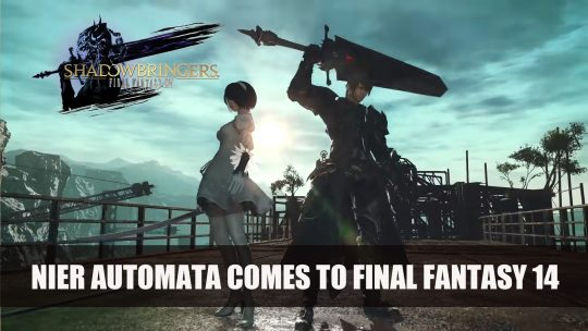 Nier Automata Comes to Final Fantasy 14