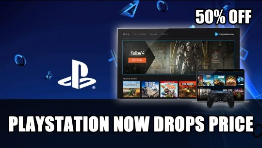 Playstation Now Drops Price and Adds Limited-Time Titles