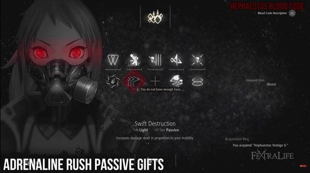 adrenaline-rush-passive-gifts-code-vein-builds