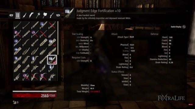 judgements-shadow-build-weapons-code-vein-guide