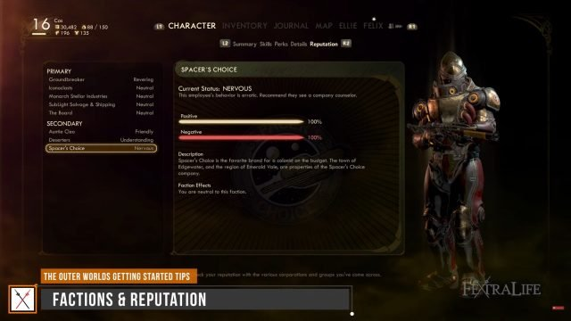 outer-worlds-getting-started-guide-factions-reputation