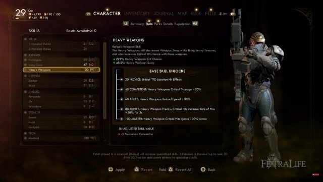 the-outer-worlds-corrosive-terminator-build-skills