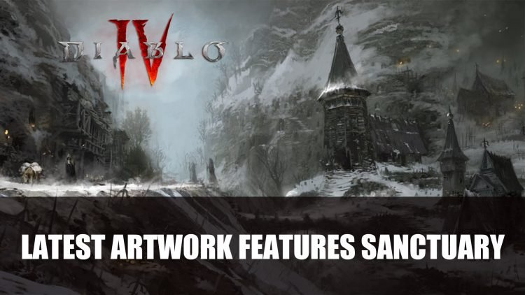 Latest Images for Diablo IV Show the World of Sanctuary