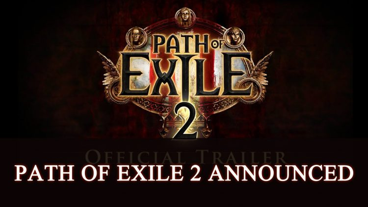 Path of Exile 2 Announced, Not a Separate Game