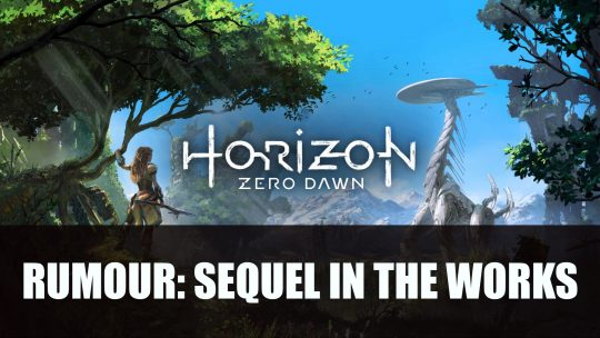 Rumour: Horizon Zero Dawn Sequel in the Works