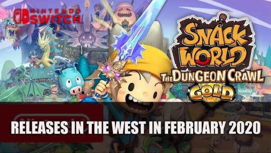 February Games With Gold 2020.Snack World The Dungeon Crawl Gold Archives Fextralife