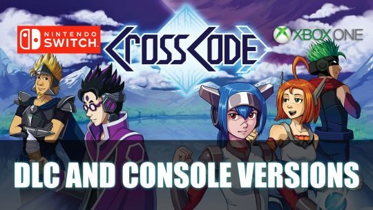 Crosscode Developers Share News on DLC and Console Versions