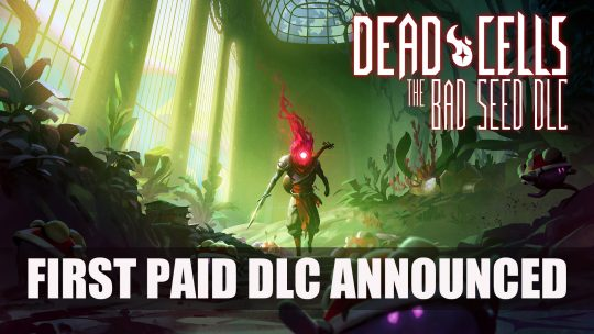 Dead Cells Developer Motion Twin Announces First Paid DLC