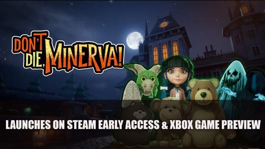 Don't Die Minerva Launches on Steam Early Access and Xbox Game Preview