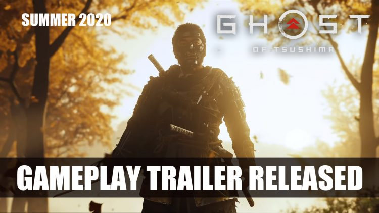 Ghost of Tsushima Full Trailer and Gameplay Shown at TGA 2019