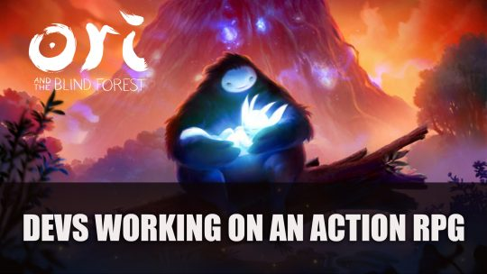 Ori and the Blind Forest Devs Are Making an Action RPG