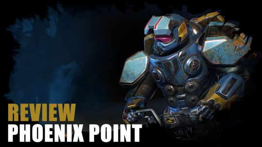 Phoenix Point Review: High Potential, Low Budget